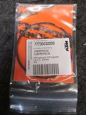 KTM SXF250 2013-2015 New genuine oem scraper piston ring 77730032000 KT4606