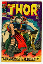 JERRY WEIST ESTATE: THE MIGHTY THOR #127 & 129 (Marvel 1966) NO RES