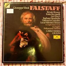 Verdi: Falstaff (3 LP BOX SET) : Carlo Maria Giulini