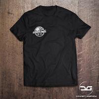 JDM Apparel Rising Sun Tokyo Tee Funny Men's Novelty Black T-Shirt, Jap, Drift