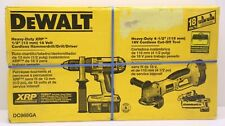 DEWALT 18V Cordless XRP Hammerdrill / Cutoff Tool Combo Kit - BRAND NEW