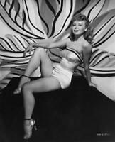 American Dancer And Actress Vera Ellen Circa 1949 OLD PHOTO