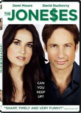 DVD - Comedy - The Joneses - Demi Moore - David Duchovny - Derrick Borte