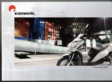 Generic Scooters 2010 UK Market Sales Brochure 50 125