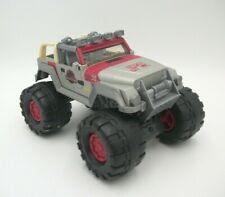 Jurassic World JP29 1993 Jeep Wrangler Monster Truck by Matchbox 1:24 from 2013