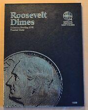 Whitman Coin Folder - Roosevelt Dime Folder, Vol #3 #1939, 2005 to 2013