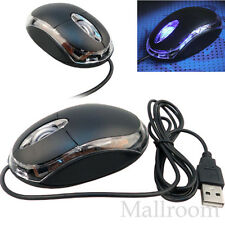USB Optical Wired Mouse usb Mouse Corded IBM Lenovo MAC PC Laptop Notebook