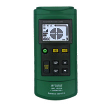 Portable Professional Wire Cable Tracker Metal Pipe Locator Detector Tester New