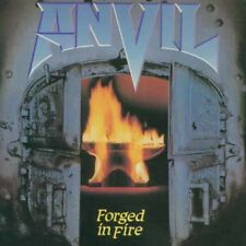 Anvil - Forged in Fire [New CD] Canada - Import
