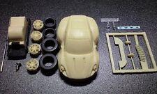 FINEWORK Choro Q size Aston Martin One-77 HG Resin Kit