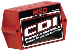 MSD 4217 Universal 1-Cylinder Battery Powered Programmable Ignition
