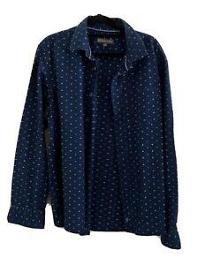 Ike Behar Mens Shirt