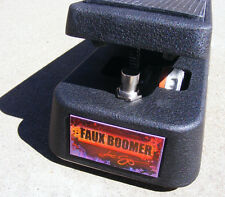 FAUX BOOMERANG WAH~ BG1/Bg2 inspired. NOT 'same old' wah sound! free US ship