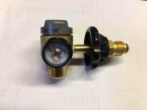 HVAC  Test  Nitrogen Regulator 500psi.     3 in 1 Hybrid