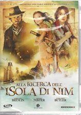DVD NEW - ALLA RICERCA DELL'ISOLA DI NIM