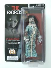 "Mego Horror x The Exorcist 1973 REGAN 8"" SCALE ACTION FIGURE doll vintage style"
