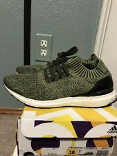 cb02688c2 Adidas Athletic Shoes adidas UltraBoost Uncaged Green for Men