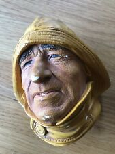 BOSSONS Lifeboat Man fisherman plaque head