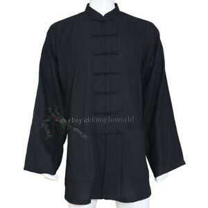 25 Colors Kung fu Tai chi Jacket Wing Chun Martial arts Top Wushu taiji Coat