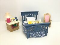 Fisher Price Loving Family Surprise Breakfast In Bed 1999 Complete Set