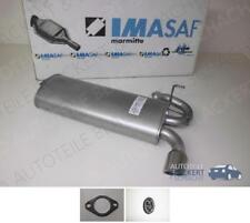 Imasaf Escape Silenciador + adjuntos Opel Antara 2.0+2.2 CDTi + 4x4 2007