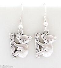 Koala Earrings