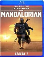 The Mandalorian Season 1, BLU RAY DISC 8 Episodes(English Audio and Subtitles)