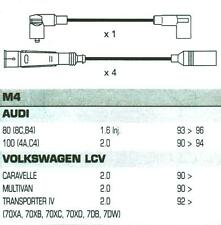 Audi 80 ,8cb4, 1.6 inj, Formula Power,10mm, RACE PERFORMANCE HT Plug Leads.FP814