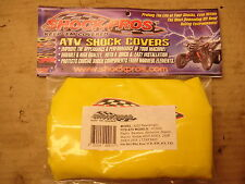 SHOCK-PRO ATV REAR SINGLE COVER YELLO YFZ LTZ KFX LT TRX CR RM KX YZ 450 250 300