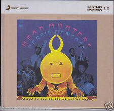 """Herbie Hancock - Head Hunters"" Limited Numbered Japan100KHz/24bit K2HD CD New"