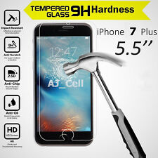 New 9H Hardness Tempered Glass Screen Protector Film iPhone 7 Plus / 7 / 6 lot