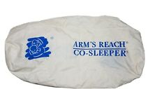 Arms Reach Co-Sleeper Replacement Bags Arms Reach Beige Clean Used Condition