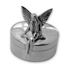 Sterling Silver Tooth Fairy Box