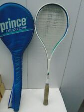PRINCE Extender comp  Squash Racquet W/ case/jacket (rare)