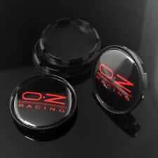 4x 63mm OZ Racing Wheel Center Cap for M595 Superturismo LM 7.5J×17in PCD Rim