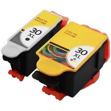 Black & Color Ink For Kodak 30XL ESP 3.2 C310 C315 Office 2150 2170 Hero 3.1 4.2