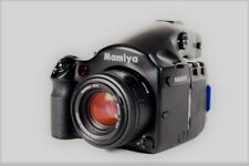 Mamiya 645 AFD II with AF 80mm F2.8 Lens, UV, 120/220 Film Back & Strap - ❼