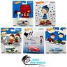 Hot Wheels Premium Pop Culture Peanuts Set of 5 Cars