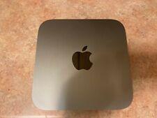 2018 Apple Mac Mini, A1993-3.6 GHZ i3, 8GB RAM, 10GB Ethernet (10Gbe) ,128GB SSD