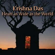 KRISHNA DAS - Heart As Wide As World - CD