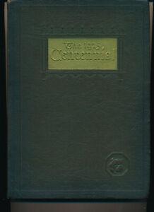 Pueblo CO Pueblo High School yearbook 1925 Colorado