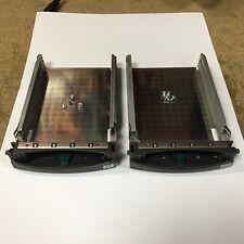 2 x Fujitsu HDD Caddy Rahmen 3,5 Primergy TX150 TX200 TX300 S2 S3 S4 S5 S6 S7 S8