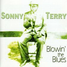 Sonny Terry - Blowin the Blues [New CD]
