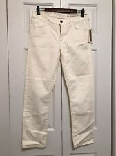 Goldsign for j.Crew Jenny jean in ecru $218, size 29, NWT