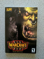 Warcraft 3 Reign of Chaos Game Manual