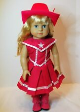 """18"""" Doll  6 quality Made Outfits clothes fit all 18"""" dolls"""