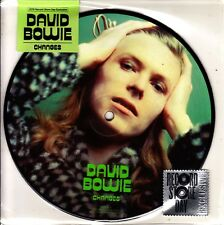 "7"" picture DAVID BOWIE changes RECORD STORE DAY 2015 RSD 45 LTD SEALED"