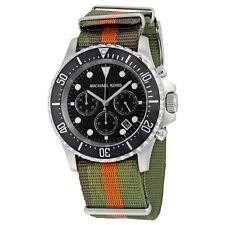 Michael Kors Everest Grosgrain Mens Watch MK8399