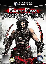 Prince of Persia: warrior within (Nintendo GameCube, 2004) great condition