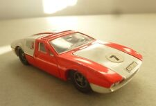 Dinky Toys De Tomaso Mangusta 5000 Sports Car - 1970's Dinky Toy Racing Cars
